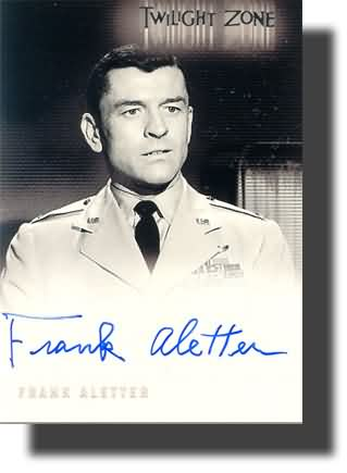 Frank Aletter Net Worth