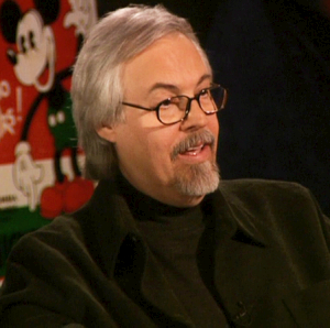 Wayne Allwine - the voice of Mickey Mouse