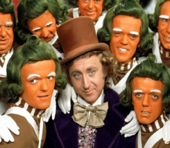 Gene Wilder & friends